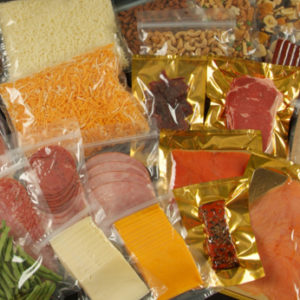 Vacuum packaged foods
